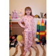 Пижама А 061 (для девочек)