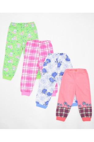 Брюки пижамные А 058 (Для Девочек)